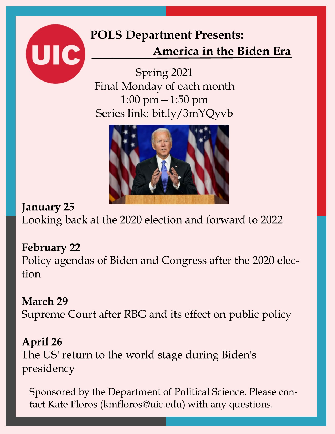 Uic Academic Calendar 2022.Political Science University Of Illinois At Chicago